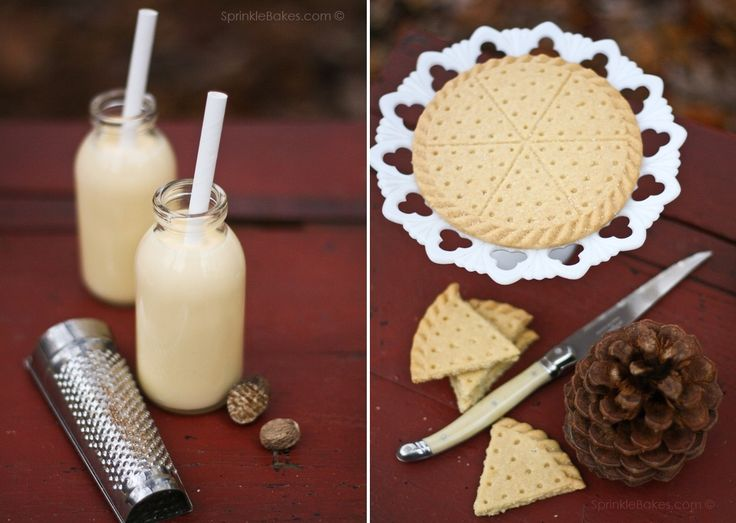 #walkerslove Sprinkle Bakes: Best Shortbread and Eggnog Pudding Trifles for Walker's Shortbread