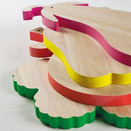 Planche A Decouper Vege Table Seletti Poivron - planche à découper