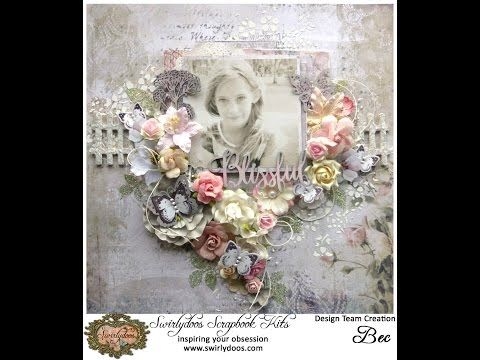 Swirlydoos is a monthly scrapbook kit club with top notch designers from around the world dedicated to teaching & sharing their passion with everyone! We pos...