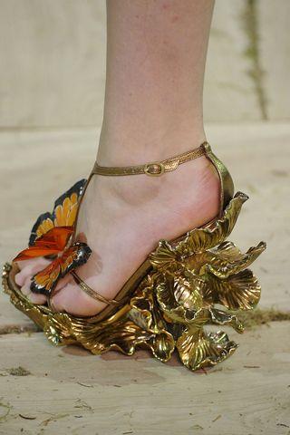 McQueen...Beautiful (Fairy Shoes?).