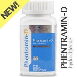 Phentramin-D Fat Burner Tablets