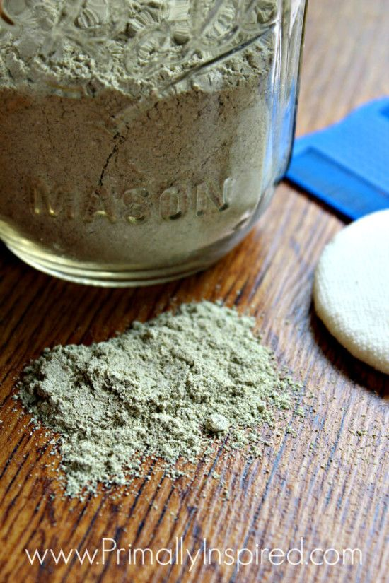 Homemade Flea Powder