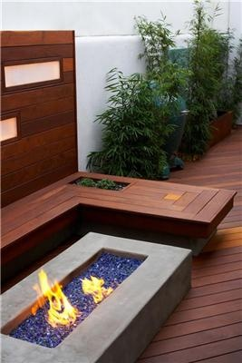 Outdoor Fire Pits  JGS Landscape Architecture  Los Osos, CA