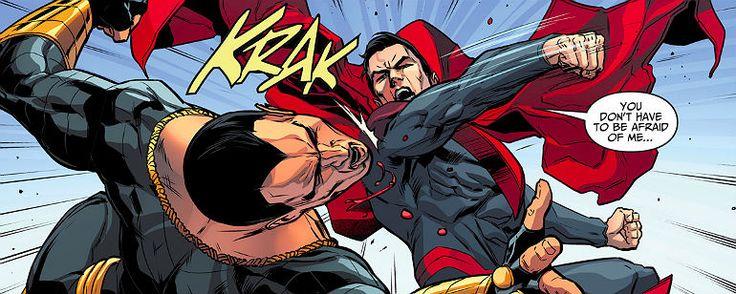 The Rock compartilha fa arte de Adao Negro e Super-Homem, Logo após o Natal, no dia 26 de dezembro, Henry Cavill e Dwayne Johnson apareceram juntos em uma