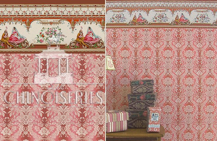 41 Best Miniature Wallpaper- Les Chinoiseries Images On