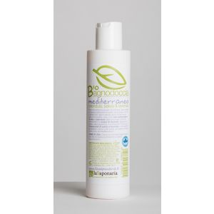 Body wash Mediterraneo LaSaponaria - LaSaponaria - Home page - Natural and organic certified cosmetics