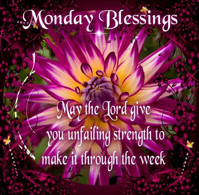 Good Morning Monday Picture Messages : Good morning i pray that you have a safe and blessed day