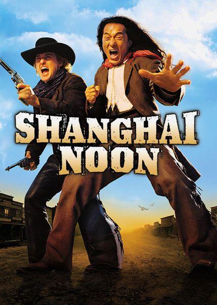 Shanghai Noon -
