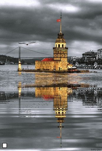 Ideas for while you stay with us: Take a boat trip out to Maiden's/Leander Tower • Istanbul Place Apartments on Google+