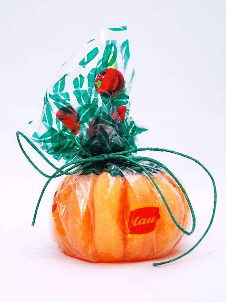 Gajos de Naranja de Caramelo Mauri (dejados de fabricar por Lacasa en 2014) :(