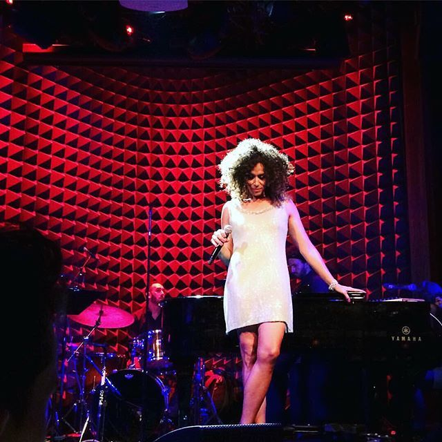 """""""I celebrated. I felt exhilarated. I was liberated.  shatter your illusions, dance your ass off, or do both at the same time. They ain't mutually exclusive.  Experience Jomama Jones while you have the chance."""" Marshall, on Facebook, after watching #JomamaJones @joespub. Two more chances to catch the show tonight Oct. 9 and oct. 29! #nyc #radiate #renewal #theater #art #radiate"""