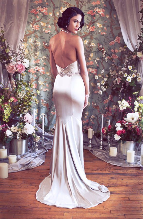 70 best images about silk charmeuse on pinterest two for Silk charmeuse wedding dress