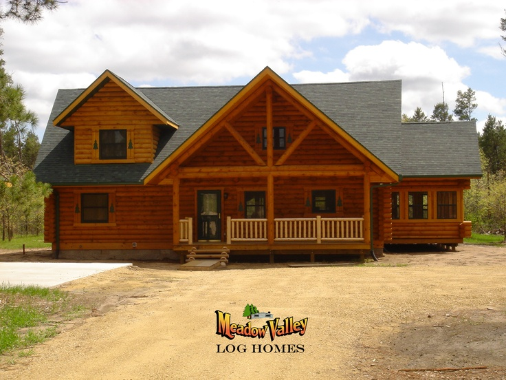 Lakeview 2382 SQFT 4 Bedrooms 2 Baths Spacious family living is what you  will find in  Hobby RoomLog HomesThe. 17  best images about Meadow Valley Full Log Homes on Pinterest