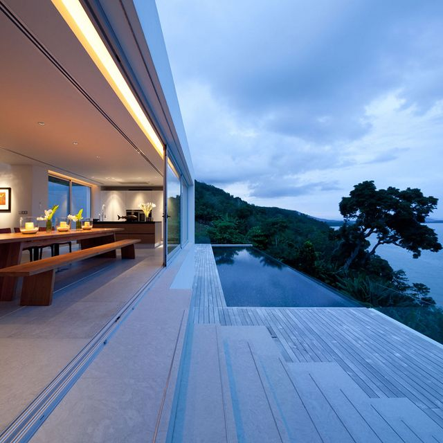 How dreamy is this place! Residence EV06A Phuket, Thailand by DBALP