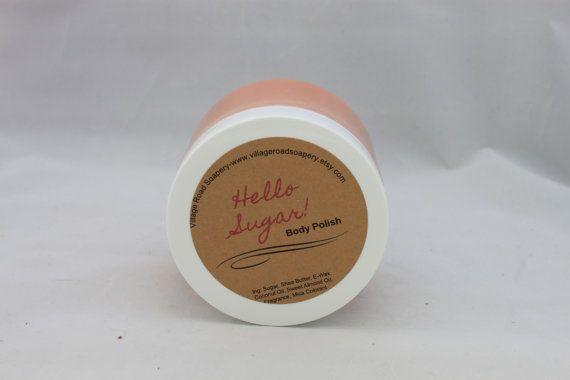 Check out this item in my Etsy shop https://www.etsy.com/listing/253616844/body-polish-hello-sugar-body-polish