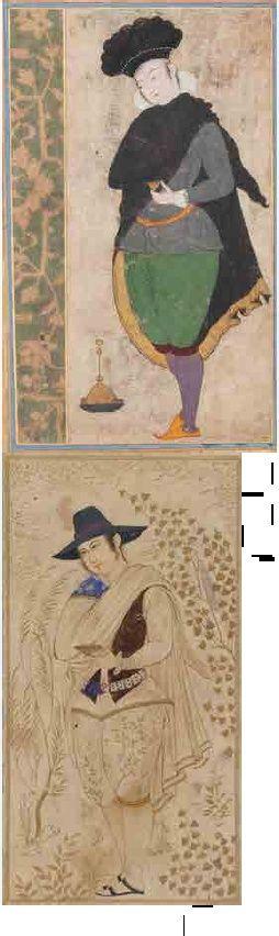 Europäische Einflüsse in der persischen Malerei des 17. Jahrhunderts: Von schönen Europäern, nackten Frauen und Pariser Uhren   Axel Langer - Academia.edu