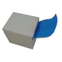 Pleisterrol blauw detecteerbaar textiel