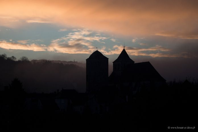 Silhouette - Floirac en Quercy