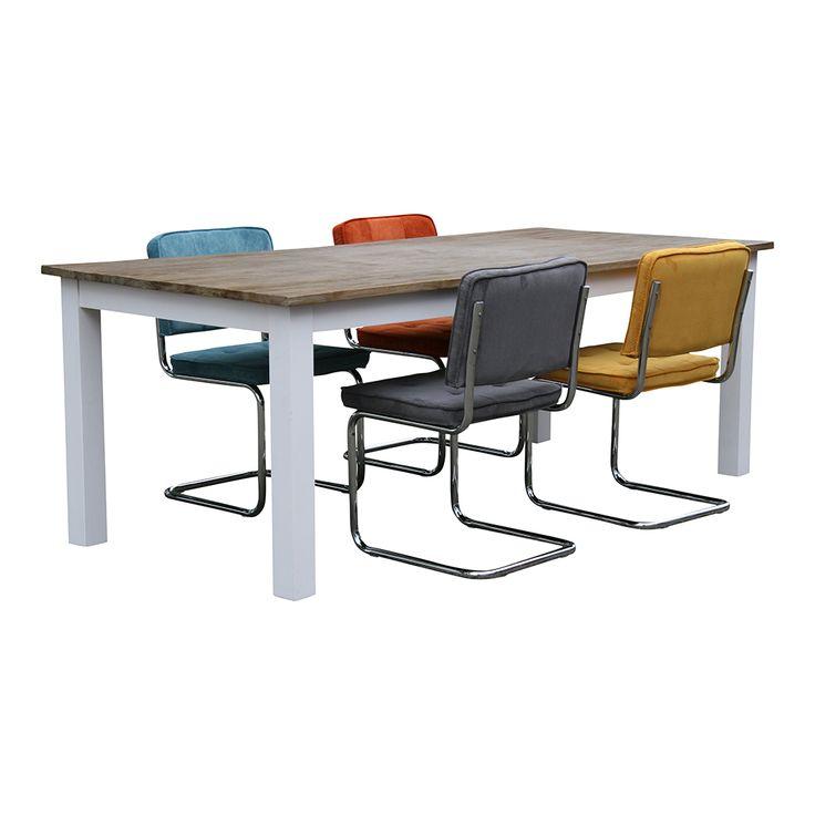 Moderne eetkamerset Lisa - Eetkamerset - Eetkamer meubelen   Zen Lifestyle