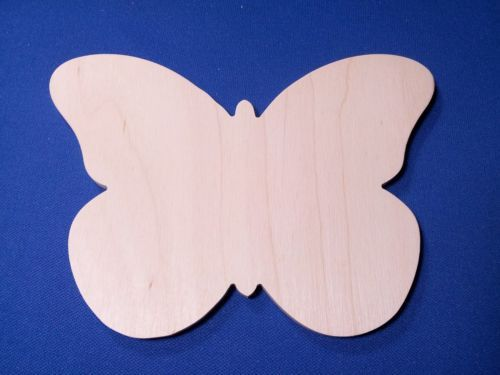 Butterfly Wooden Craft Shape Sizes & Qtys Avaliable Garden Insect Wildlife | eBay £11 for ten 16cm tall