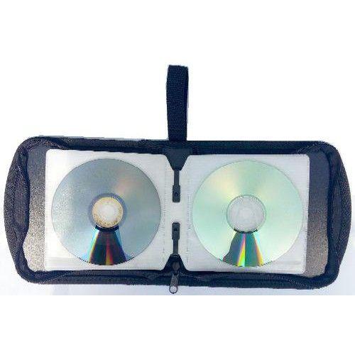CD tartó táska vagy DVD tartó táska 24 darabos Eagle CD24MDS - 629Ft - Hordozható CD tartó táska vagy DVD tartó mappa