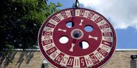 How to Make a Large Spinning Wheel Game