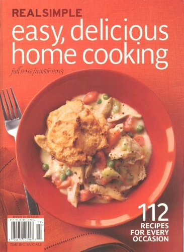 real simple easy delicious cooking