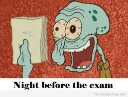 Image result for funny exam quotes