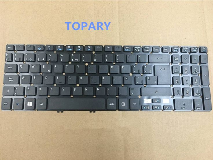 New SPAIN keyboard  For ACER ASPIRE M3-581G M3-581PT M3-581PTG M3-581T M3-581TG SP VERSION