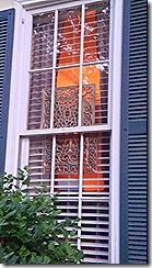 window grilles on the cheap