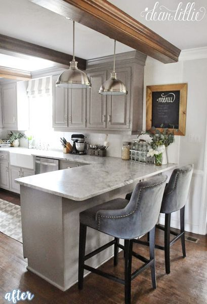 Best 25 Small Breakfast Bar Ideas On Pinterest