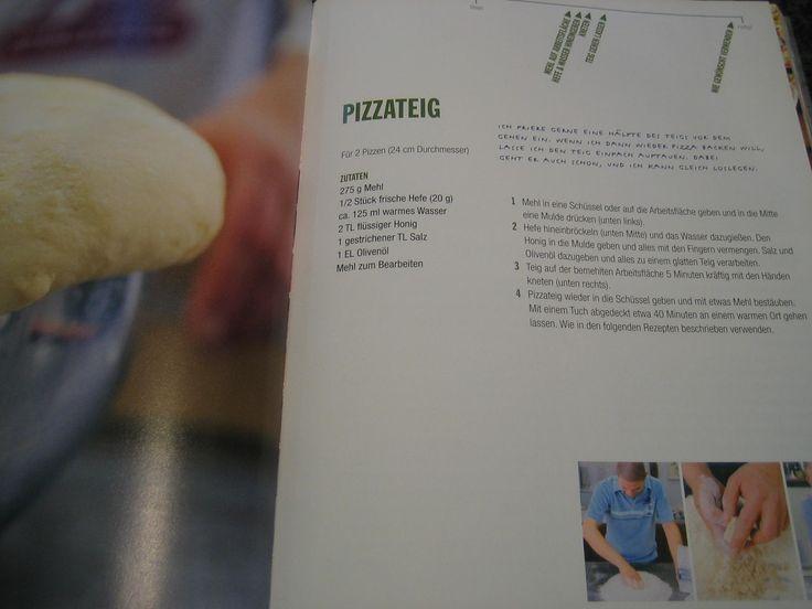 Pizzateig (Tim Mälzer)