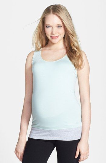 Women's Au Fait Mama Maternity/Nursing Tank Top