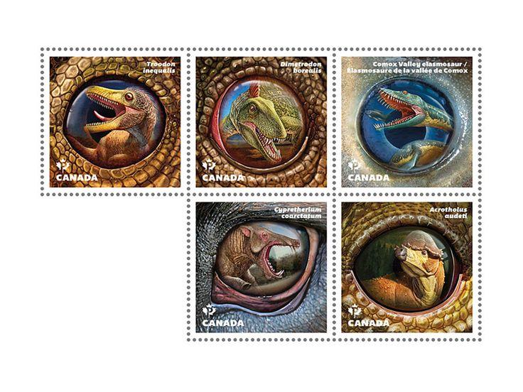 COLLECTORZPEDIA Dinos of Canada