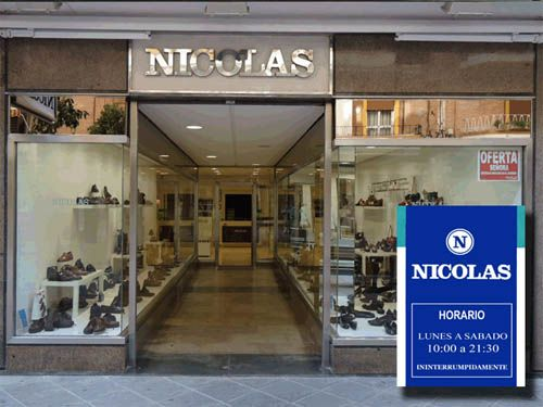 Nicolás Outlet, zapatos de calidad con descuentos en Sevilla | DolceCity.com