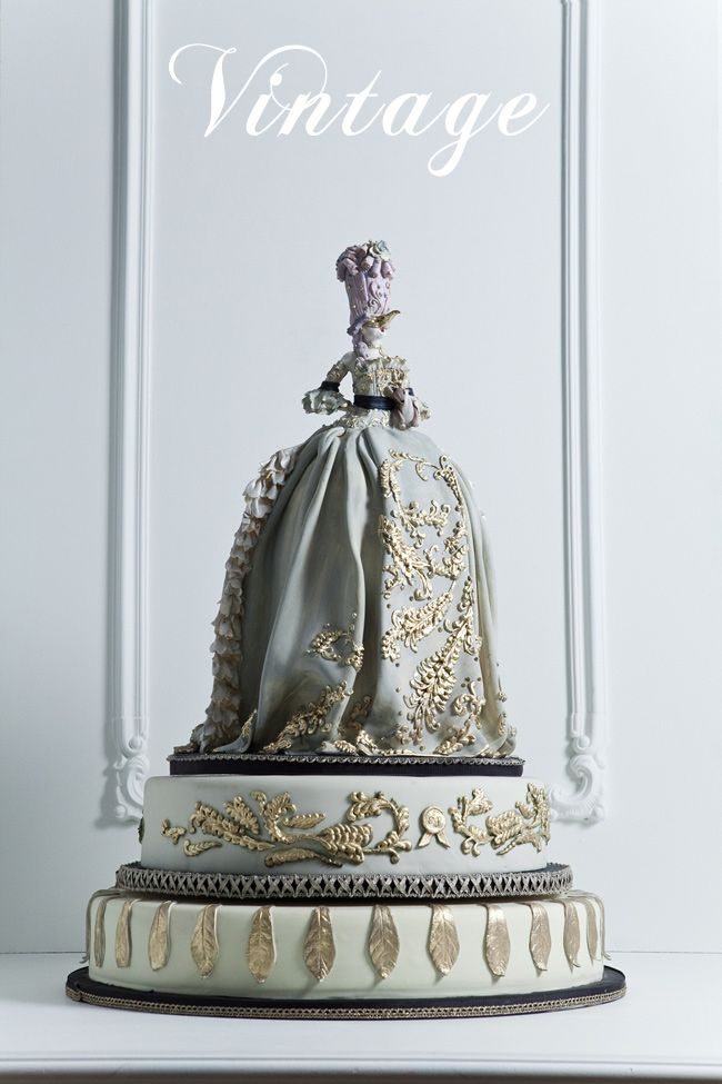 Cake Opera Co. | Whimsical Wedding Cakes | Over the Top Cakes | The Bridal Circle