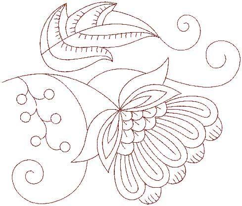Swiss Machine Embroidery Designs