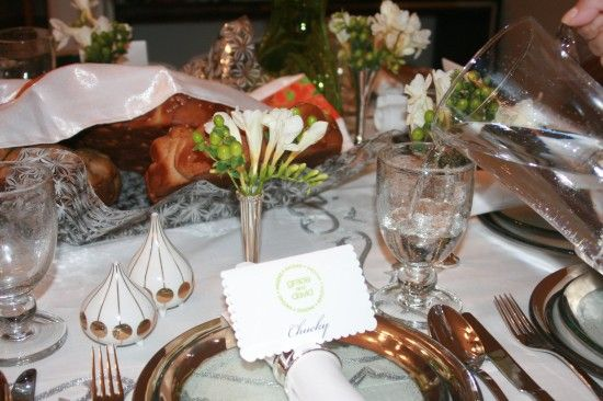 10 Fabulous Tricks to Create Your Own Exciting #Holiday Passover #Tablescape and Decor
