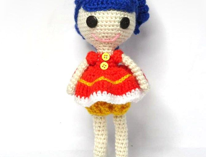 Amigurumi Lalaloopsy Free Pattern : Best my patterns free images amigurumi