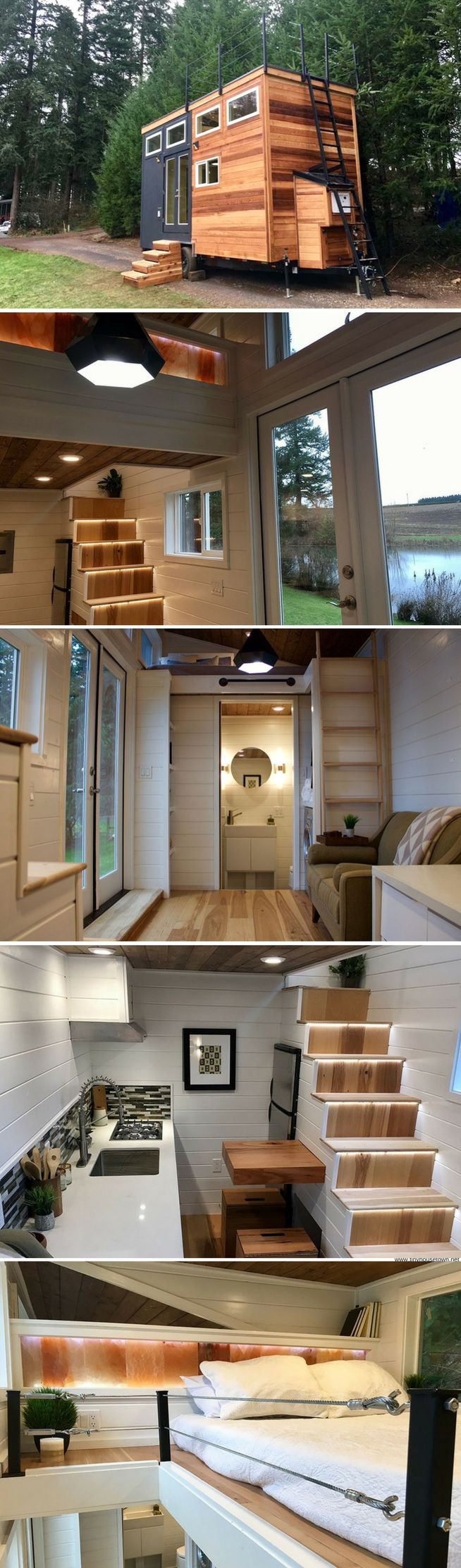 The Tiny House of Zen from Tiny Heirloom