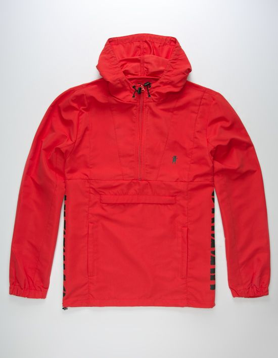 GRIZZLY Medalist Mens Windbreaker
