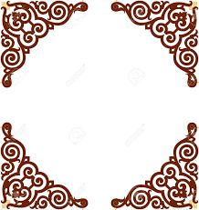 Image result for symbol  decoration islamic corner
