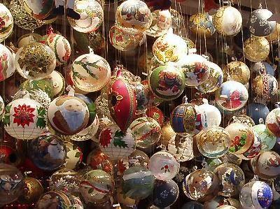ウィーンのクリスマス市