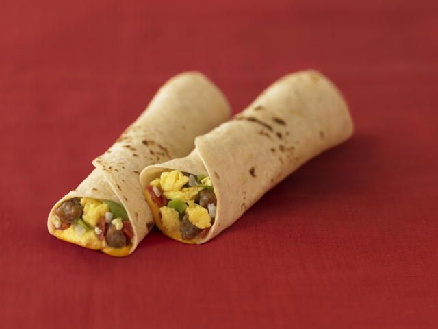 A Discolored Wooden Spoon: McDonalds Copycat Breakfast Burritos