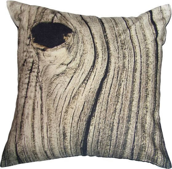 The Weathered Wood Toss Cushion from Urban Barn is a unique home decor item. Urban Barn carries a variety of Pillows and other  products furnishings.