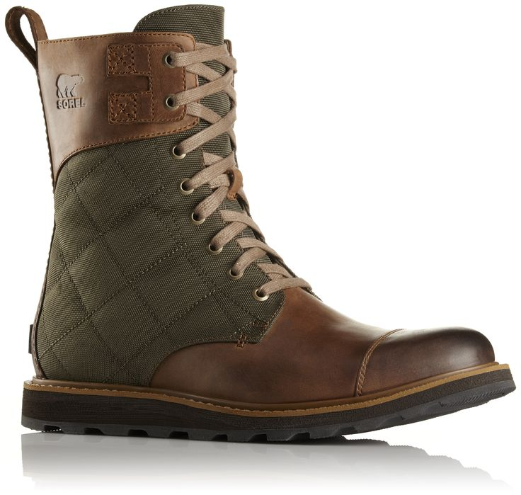 Men's Madson™ Tall Lace Boot - Autumn Bronze - 1702751