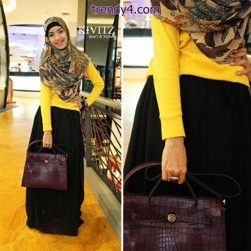 Muslim fashion for teens 2013