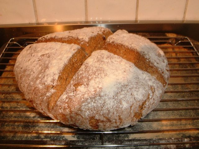 Irish Soda Bread - Mmmmm!