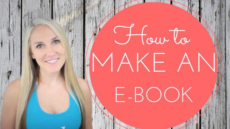 Make an Ebook Using Canva.com Tutorial by Brooke Dorsett #makeanebook #ebooktutorial #canvatutorials