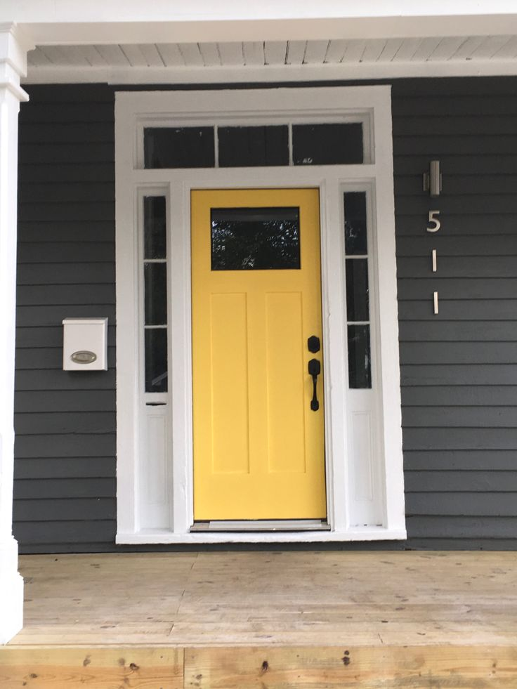 Craftsman Style Downtown Remodel Exterior Sherwin Williams Sw 7068 Grizzle Gray Front Door